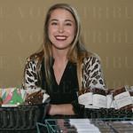 Christina Keller of Cellar Door Chocolates.