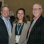 Stan Moore, Jessica Piasta and Dave Eggleston.