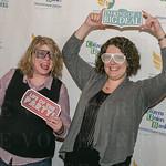 Sara Havens and Maggie Kimberl.