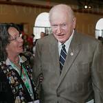 Harriet Howard and John Harralson, Jr.