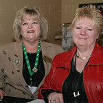 Kathy Bingham and Glenda Thome.