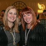 Angela Leinenbach and Kristen Miller.