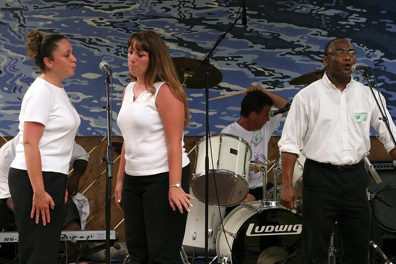 TROSA Music Ensemble.