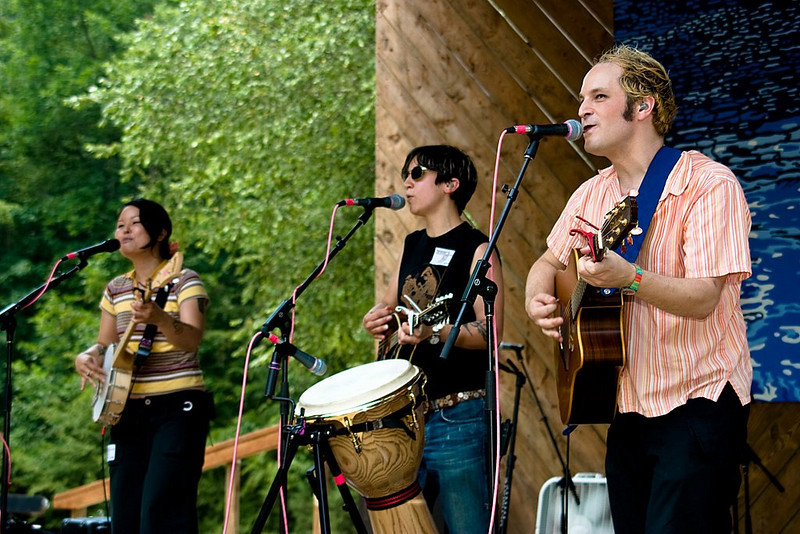 Girlyman - 2007 Festival for the Eno