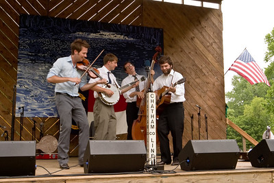 2008 Eno Festival-1609.jpg   Chatham County Line performing at the 2008 Festival for the Eno