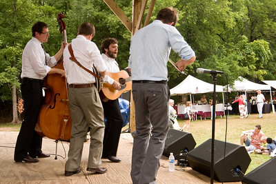 2008 Eno Festival-1599.jpg   Chatham County Line performing at the 2008 Festival for the Eno