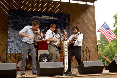 2008 Eno Festival-1616.jpg   Chatham County Line performing at the 2008 Festival for the Eno