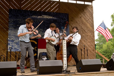 2008 Eno Festival-1617.jpg   Chatham County Line performing at the 2008 Festival for the Eno