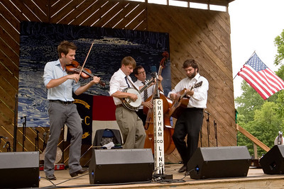 2008 Eno Festival-1614.jpg   Chatham County Line performing at the 2008 Festival for the Eno
