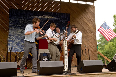 2008 Eno Festival-1615.jpg   Chatham County Line performing at the 2008 Festival for the Eno