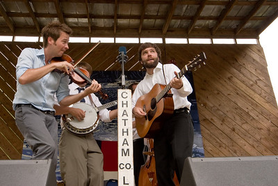 2008 Eno Festival-1604.jpg   Chatham County Line performing at the 2008 Festival for the Eno