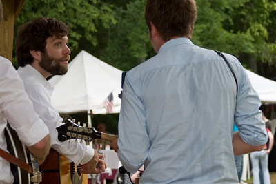 2008 Eno Festival-1618.jpg   Chatham County Line performing at the 2008 Festival for the Eno