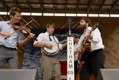 2008 Eno Festival-1607.jpg   Chatham County Line performing at the 2008 Festival for the Eno