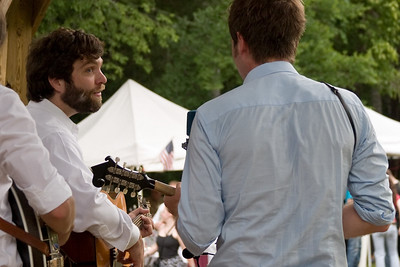 2008 Eno Festival-1619.jpg   Chatham County Line performing at the 2008 Festival for the Eno