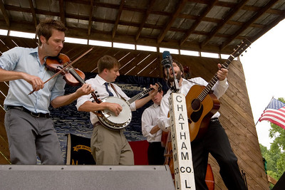 2008 Eno Festival-1603.jpg   Chatham County Line performing at the 2008 Festival for the Eno