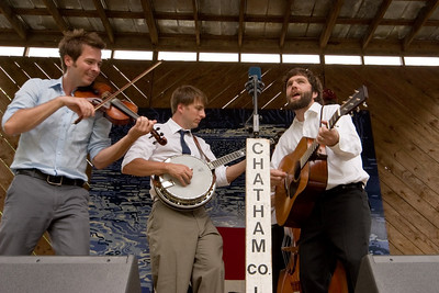 2008 Eno Festival-1608.jpg   Chatham County Line performing at the 2008 Festival for the Eno