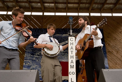 2008 Eno Festival-1606.jpg   Chatham County Line performing at the 2008 Festival for the Eno
