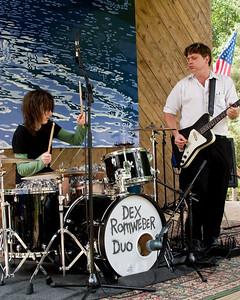 Dex Romweber Duo - 2008 Festival for the Eno.