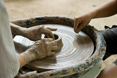 Hands-On Clay