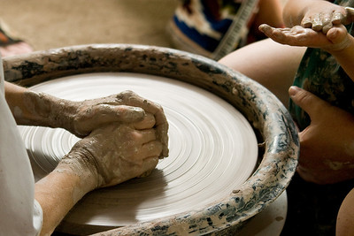 Hands-On Clay-1152