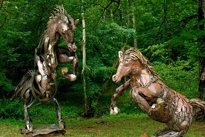 Reuven Fields - Creative Iron Art