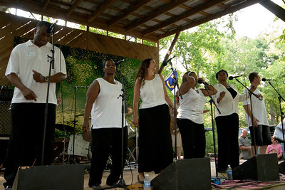 TROSA Music Ensemble - 2008 Festival for the Eno