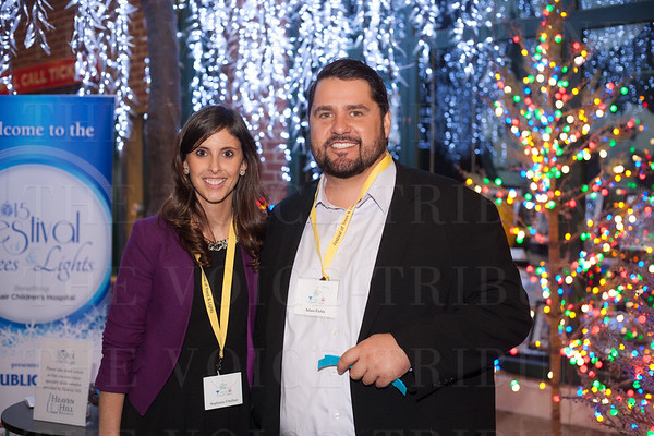 Festival of Trees & Lights Preview Party 2015