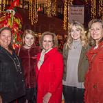 Dana Hubbard Horsman, Abby and Suzi Hyland and Clark and Laura Cromer.