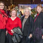 Carol James, Peggy Dries, Diane Bunge and Debbie Ward.