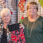 Delaine Yarbrough and Becky Zeller of Sew Crazee.