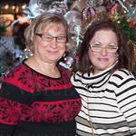 Barbara Dunn and Louise Venettozzi.