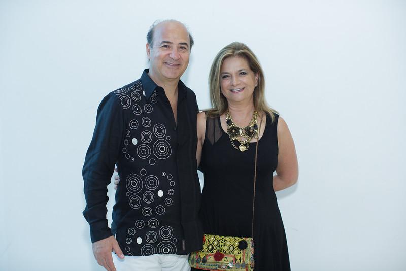 CAUDIO FRANCO Y SYLVIANNE AKERMAN