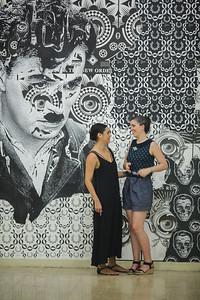 ADRIANA URRUTIA Y EVA HUSSON