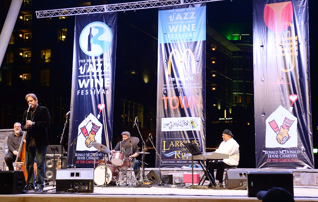 Reedy River Jazz & Wine Festival