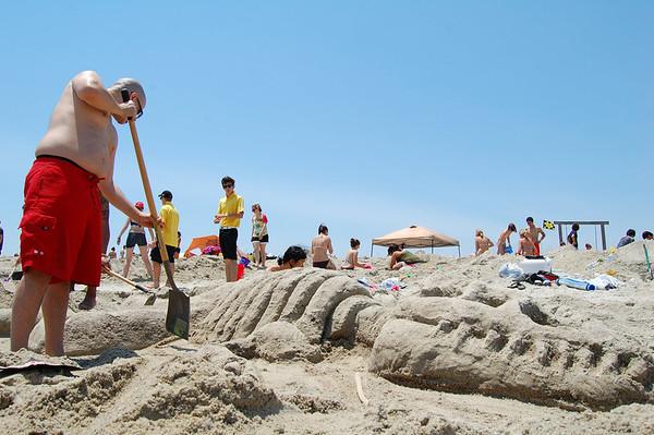 SCAD Sand Art Festival 2013