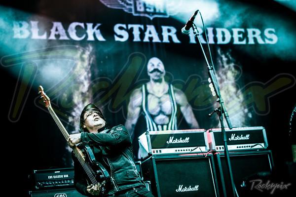 ©Rockrpix - Black Star Riders
