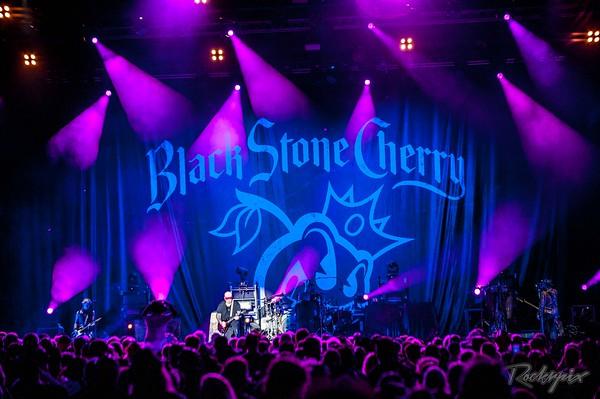 ©Rockrpix - Black Stone Cherry