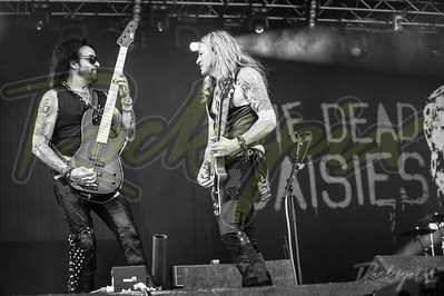 ©Rockrpix -  The Dead Daisies