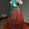 A Beautiful Mexican Fiesta Dress In The Colors Of Mexico