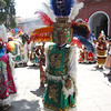 A Week Long Festival At Iglesia Del Carmen, Mexico City, Celebrating The Patron Saint