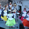 Dancers In Guerrero Celebrating Independence Day