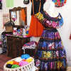 A Multi-Colored Festival Dress From Chiapas