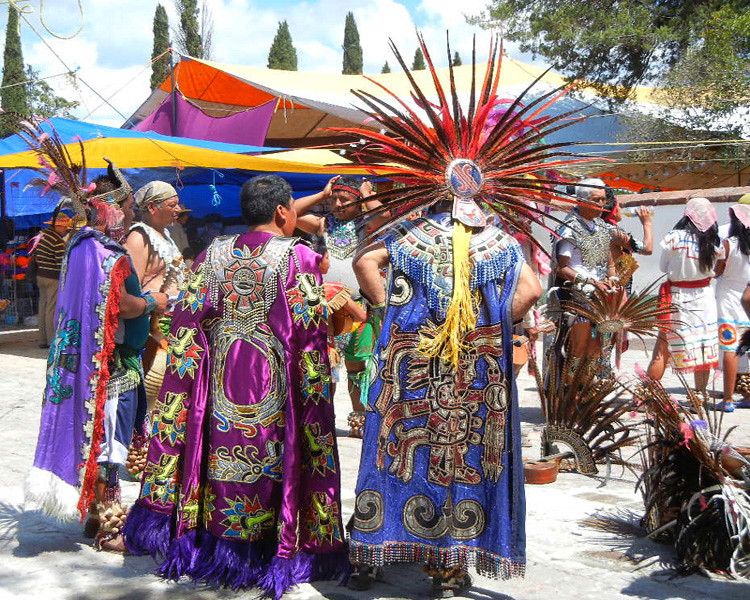 The Annual Otomi Festival