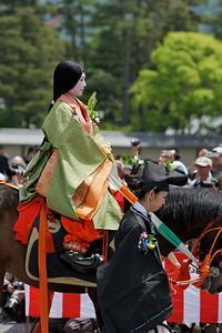 Aoi festival at Gosho