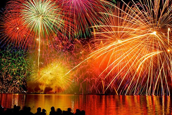 Biwako Fireworks