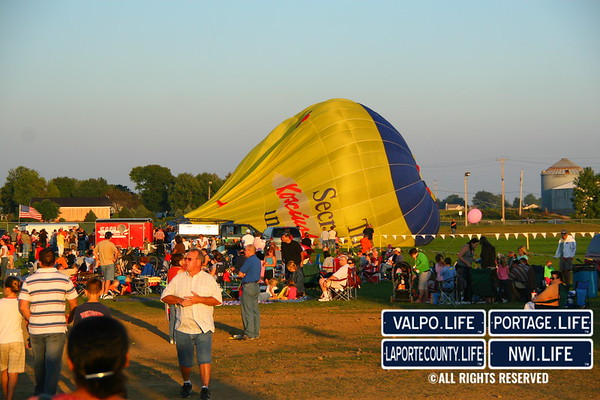 2009 Kiwanis Balloon Festival