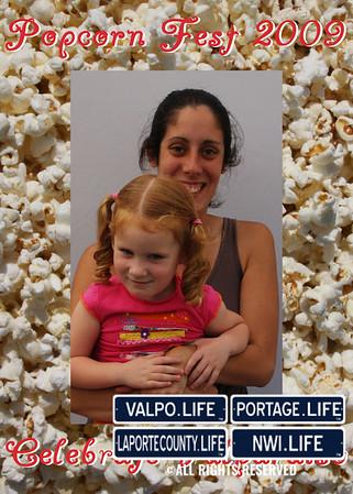 Popcorn Festival Frames 2009