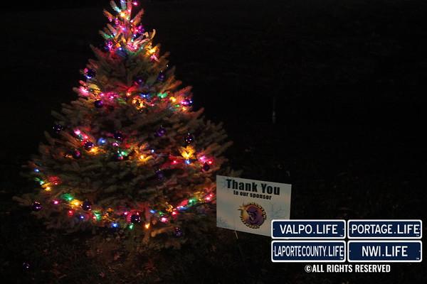 2014 Porter County Parks & Rec's Winter Lights Night
