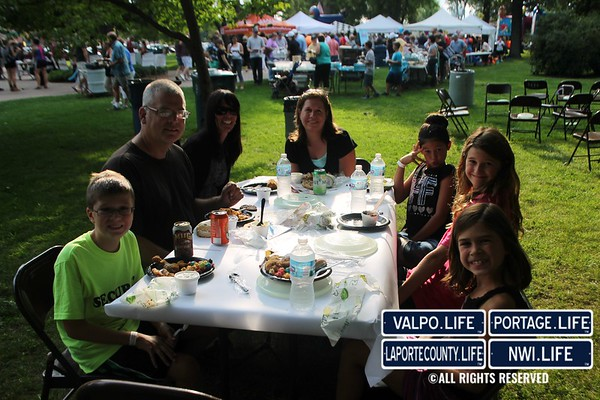 Chesterton Party in the Park
