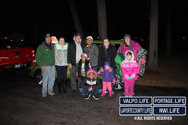 Duneland Chamber Hometown Holiday Celebration 2014